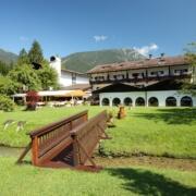 Alpenhof Grainau 4 Sterne Hotel an der Zugspitze