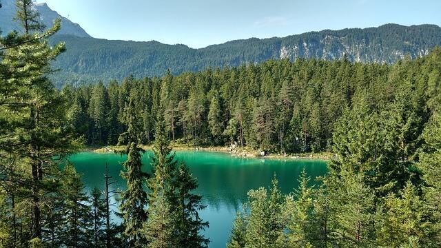 Eibsee Zugspitze Hiking