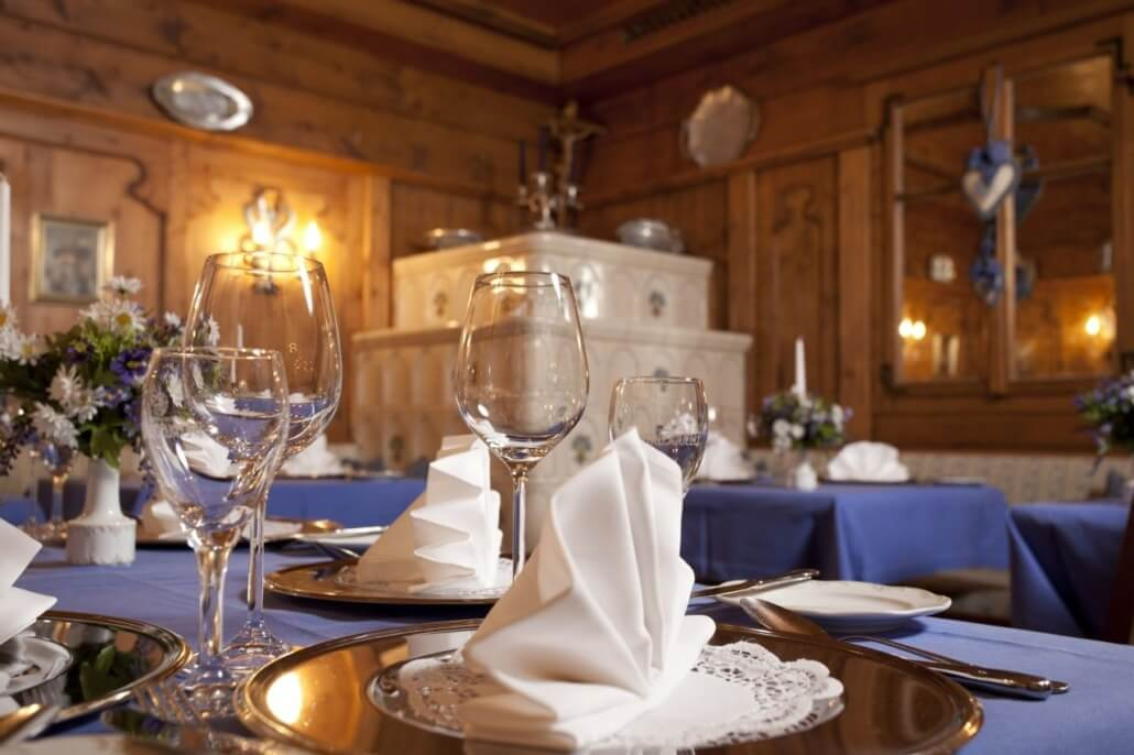 Alpenhof Grainau Restaurant