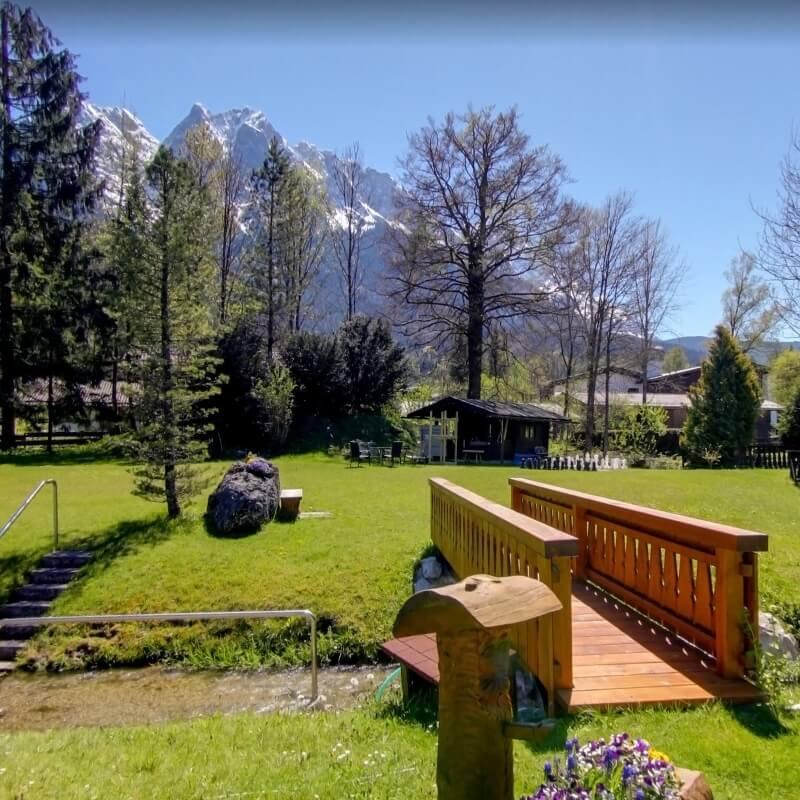 Alpenhof-Garten