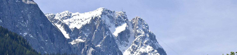 Alpenpanorama Zugspitzregion