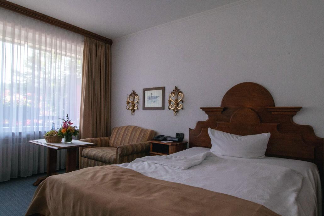 Hotel Alpenhof Grainau Zimmer Waxensteinflügel